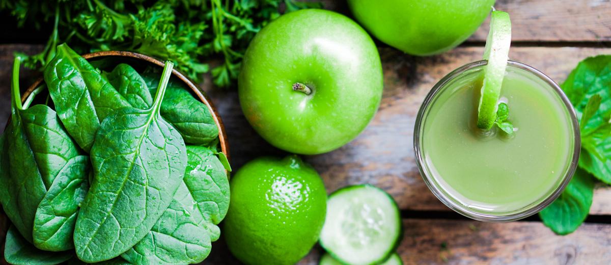 Sugar-Free Morning Green Juice