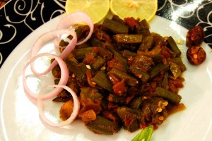 vegan-indian-okra