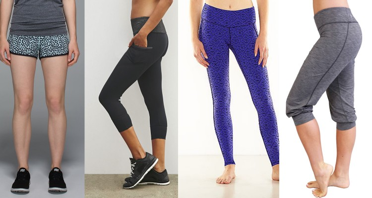 The Best Womens Workout Pants with Pockets