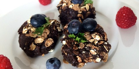 yuve protein brownies