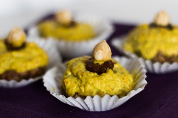 yuve protein cups with turmeric