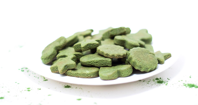 Morning Matcha Energy Cookies