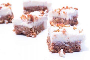 Protein Buckwheat Bites