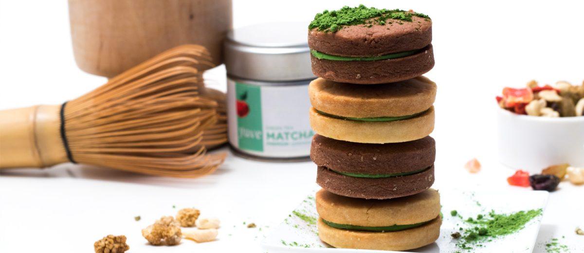 Vegan Matcha Spread