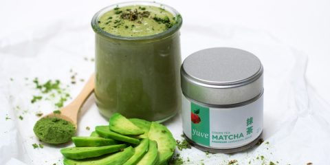 matcha beauty elixir